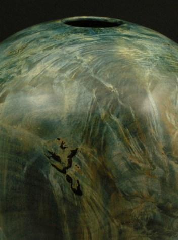 Blue Planet, Detail View