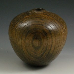 Brown & Black Vessel