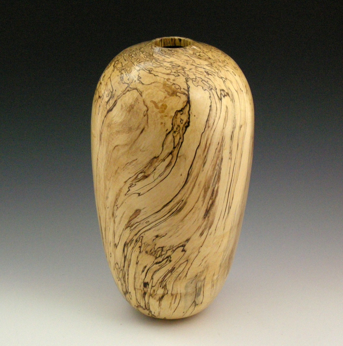 Spalted Maple Vessel