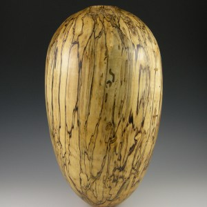 Spalted Red Maple Vessel