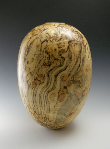 1-#161-Spalted Maple Burl