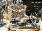 Frith Sculptures at Woodbank Nurseries