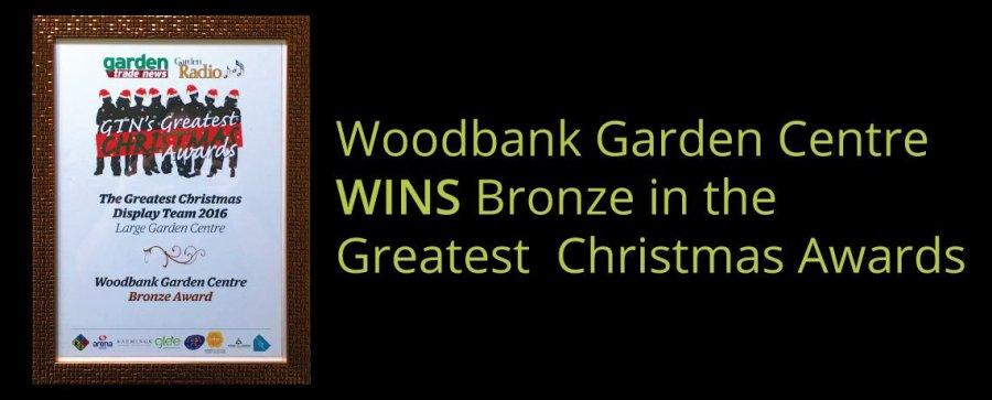 Woodbank Nurseries Wins Bronze Award!