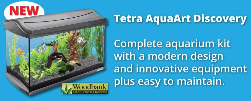 New Tetra AquaArt Aquarium – Now in stock!