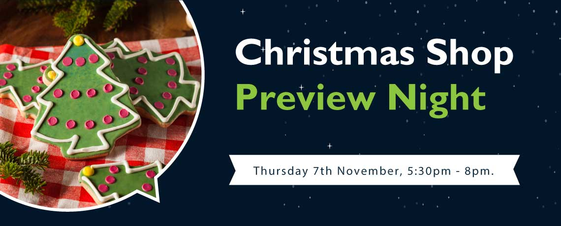 Christmas Preview Night