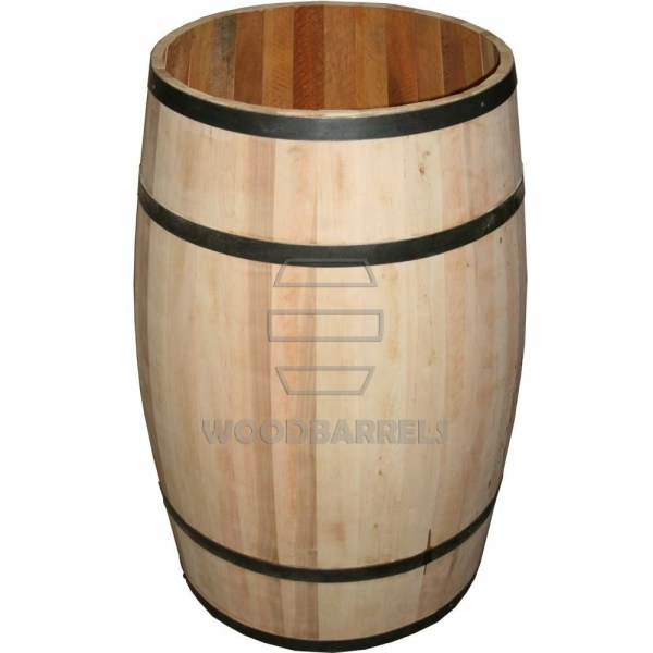 Product Display Barrels Wooden