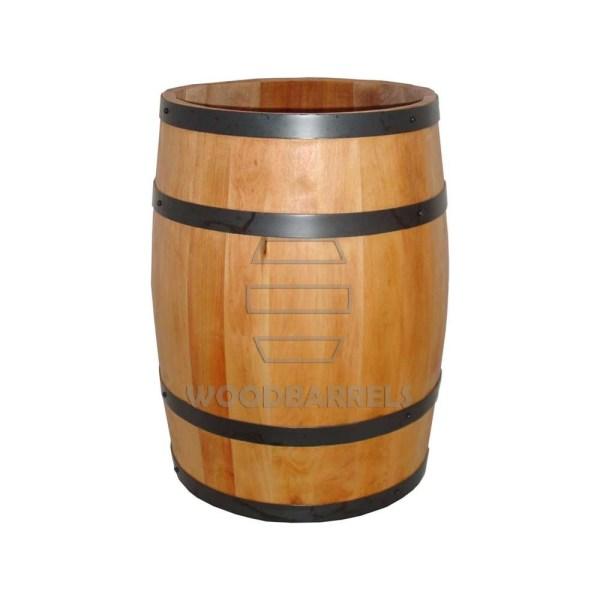 Wooden Display Barrel 50 Litres