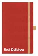 Appeel Notebook Red Delicous