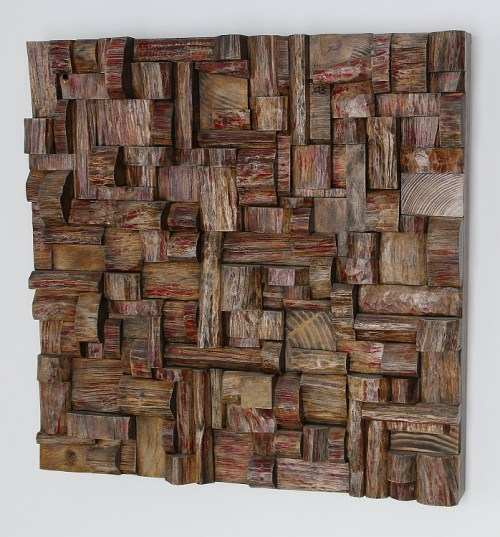 wabi sabi wood art, wooden wall art