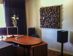 office acoustic treatment