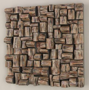 wood wall sculpture, abstract sculpture, interior design ideas, home decor, wood blocks sculpture,