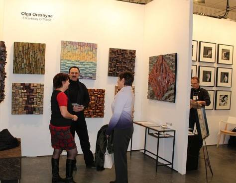 From collectors and curators, to gallerists and designers, visitors can explore and discover works of art from over 250 top contemporary artists from Canada and abroad. This is a unique opportunity to meet and buy art directly from artists at Toronto's favourite art fair.