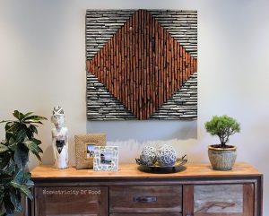 IDS Toronto, Interior Design Show Toronto, interior design, wood interior design, wood wall art, home decor, interior design ideas, wood art, interior design show