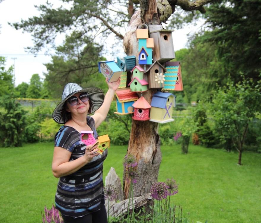 Olga Oreshyna Wood Artist