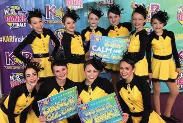 Academy of Dance in Woodbridge Competed at Dance National