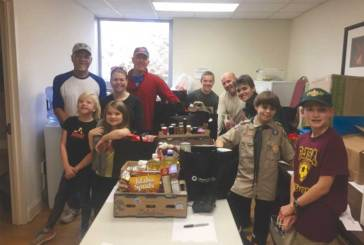 Boy Scouts Scouting for Food Annual Drive A Success