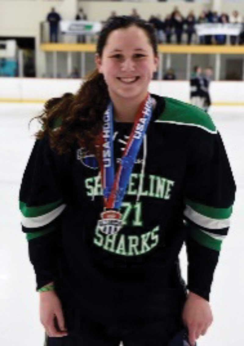 Shoreline Sharks U16 Wins USA Hockey Girls National Championship