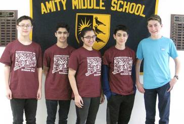 Amity Middle School In Bethany Science Club Competes At Science Bowl