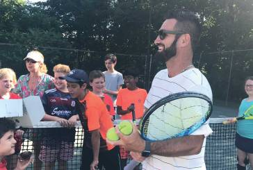 'Mr. Woodbridge Tennis' Builds A Fan Base