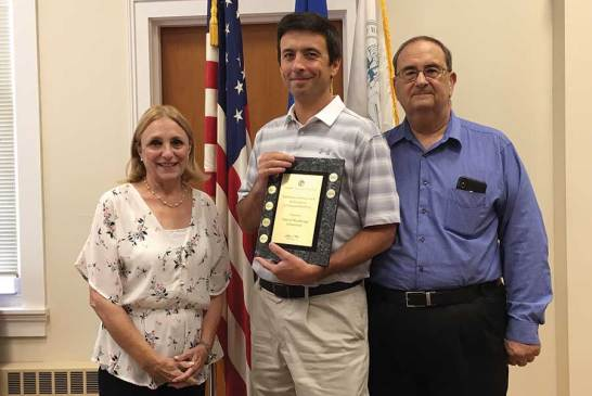 Town Earns National Award For Audit