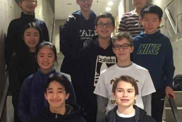 Amity Middle School Students Compete at MathCounts Competition