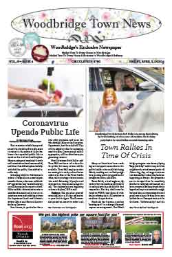 woodbridge town news april 3, 2020
