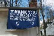 Banner Sends Message To Neighbors – And The World