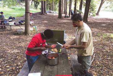 Troop 907 Deer Lake Campout and Fishing