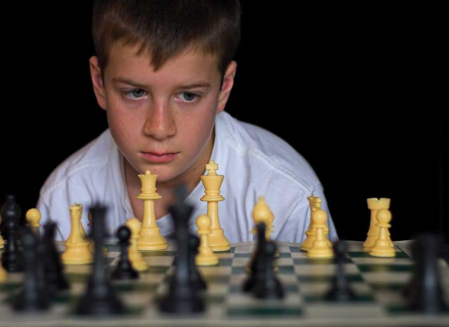 Chess Club Is Looking For More Ninjas