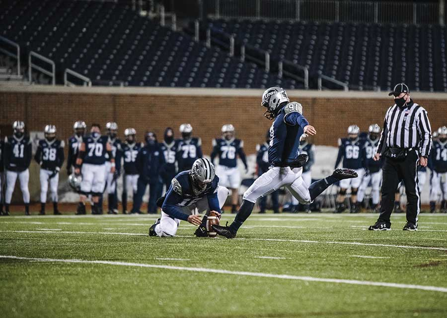 Conn Earns Two Honors at University of New Hampshire