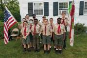 Boy Scout Troop 907 Court of Honor