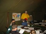 Dean (NL7TK) teaching