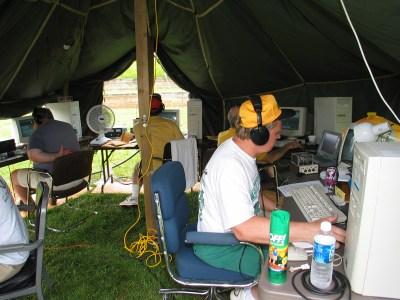 CW Tent 1