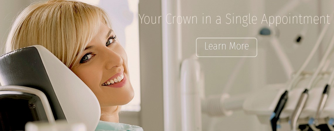 Your Crown in a Single Appointment