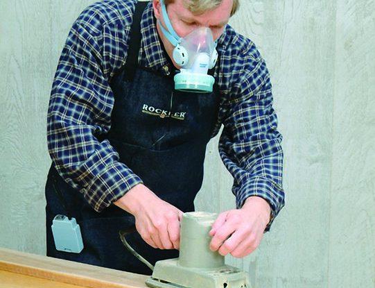 Sawdust Respirator