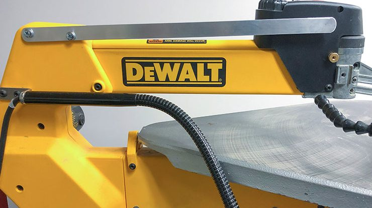 Dewalt Scroll