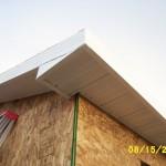 DIY soffit and fascia