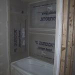 Durock installation