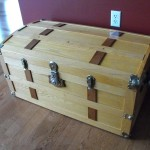 Trunk woodworking project