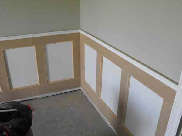 DIY basement remodeling.