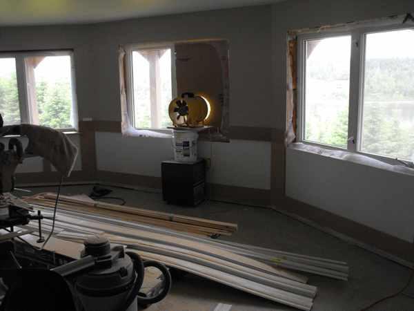 Build your own basement