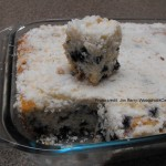 Blueberry Buttermilk Coffee Cake