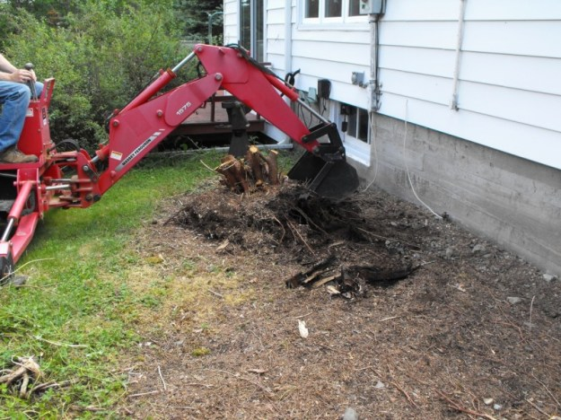 Landscaping 101.