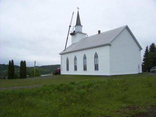 Kings United Church, Loch Katrine, Nova Scotia, Canada