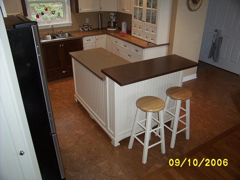 DIY Kitchen Island – WoodchuckCanuck Com