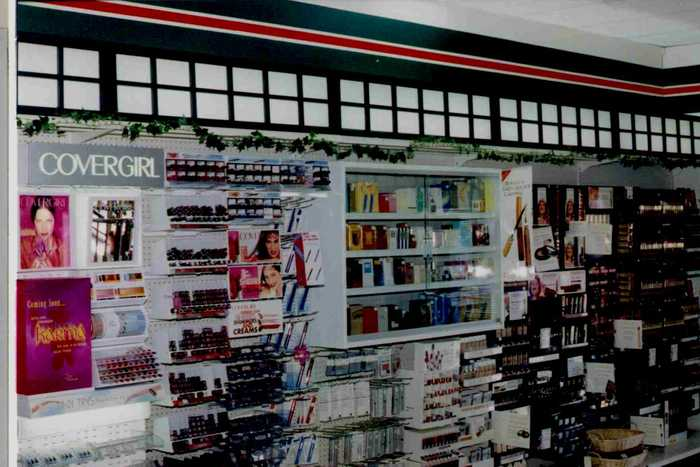 Store Display Panels.