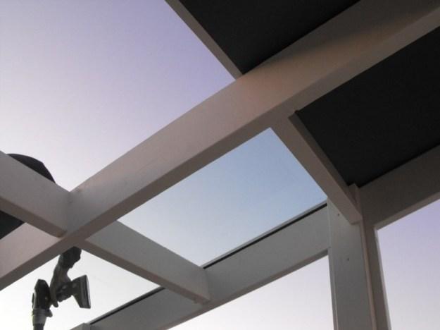 Sunroom glass install 6