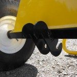 Tow bar adapter