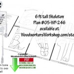 skeletons,Halloween,wind mobiles,hangman,scrap wood projects,downloadable PDF,tole painting wood crafts,scrollsawing patterns,4-H Club,4H projects,scouts,girl guides,drawings,Accents In Pine,woodworking plans,woodworkers projects,workshop blueprints