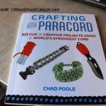 Crafting with Paracord,book review